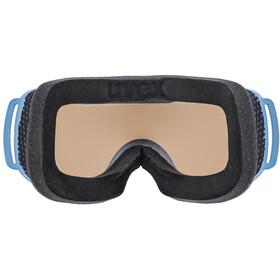 UVEX Downhill 2000 S V Gafas, azul/blanco